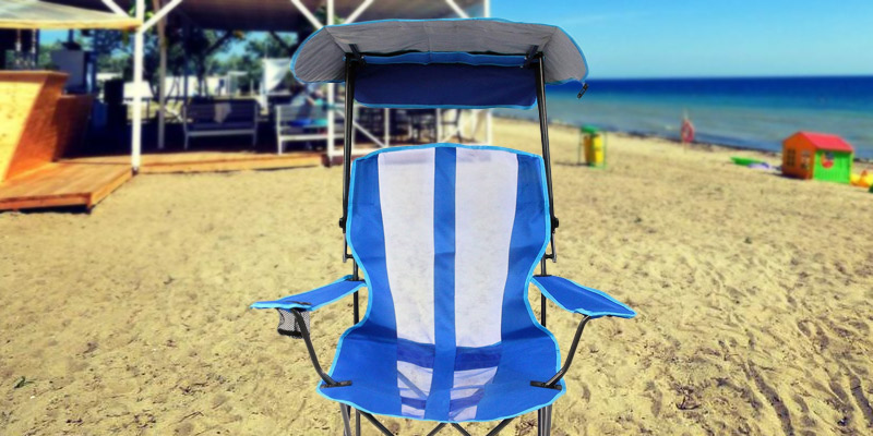 Review of Kelsyus 80185 Original Canopy Beach Chair