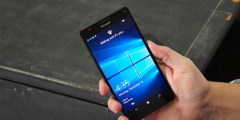 Review of Microsoft Lumia 950 XL (RM-1085) Unlocked International Model