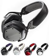 V-MODA Crossfade LP (XFLPR-GUNBLACK) Over-the-Ear Headphones