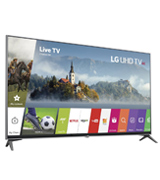 LG 65UJ7700 4K Ultra HD Smart LED TV (2017 Model)