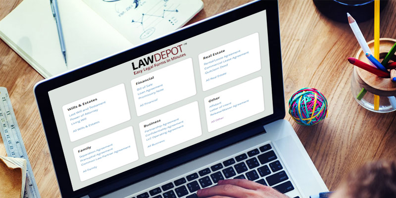 Review of LawDepot Employment Forms
