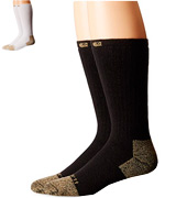 Carhartt 2 Pack Full Cushion Steel-Toe Cotton Work Boot Socks