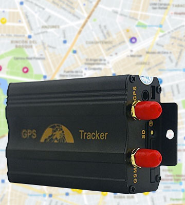 Review of Sourcingbay GPS103A1 Tracking Drive Vehicle Car Tracker