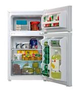 Danby DCR031B1WDD Two Door Refrigerator