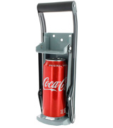 Vanitek 16 oz Aluminum Can Crusher & Bottle Opener