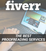 Fiverr Proofreading & Editing Services