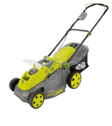 Sun Joe iON16LM 16-Inch Cordless Lawn Mower with Brushless Motor
