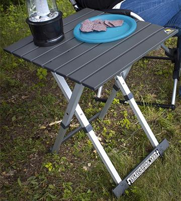Review of GCI Outdoor Compact Camp Table