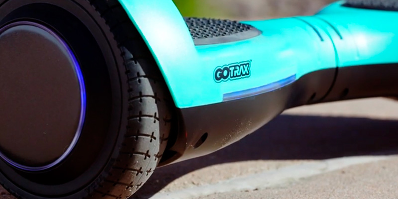 GOTRAX Hoverfly UL2272 Hoverboard in the use