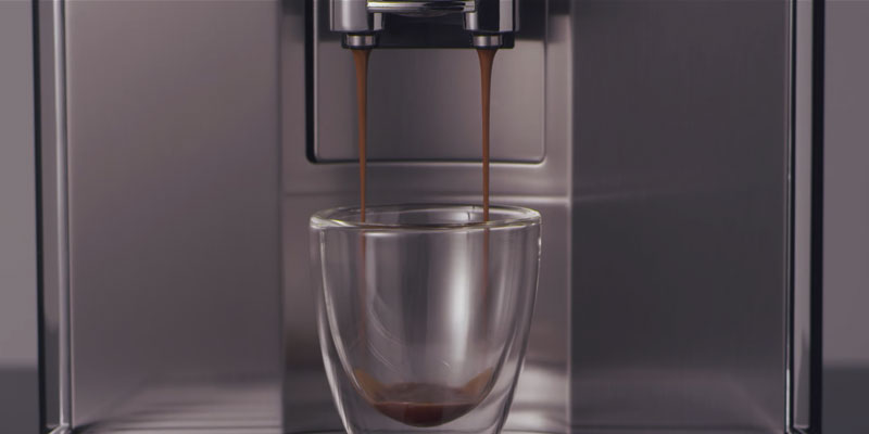 Philips Saeco HD8917/47 Incanto Carafe Automatic Espresso Machine application