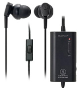 Audio-Technica ATH-ANC33IS Active Noise-Cancelling