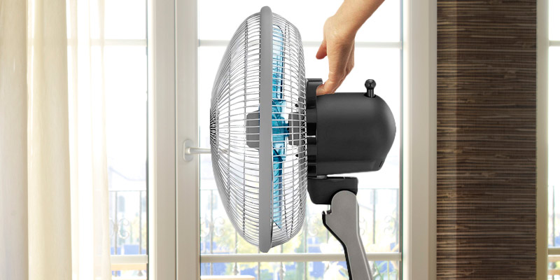 Review of Rowenta VU2531 Turbo Silence Oscillating 12-Inch Table Fan