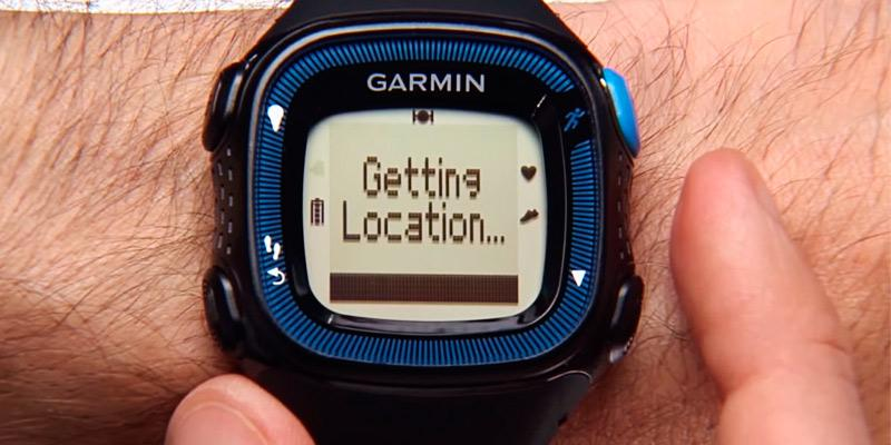 Review of Garmin Forerunner 15 GPS Running Watch