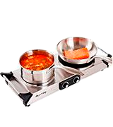 Duxtop Portable Electric Countertop Double Burner