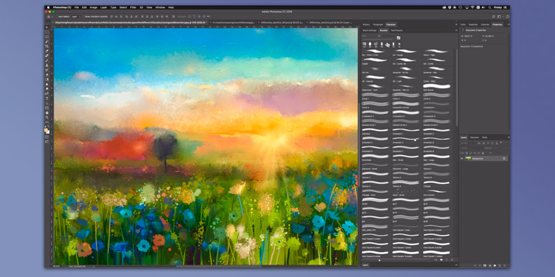 Detailed review of Adobe Photoshop as part of Adobe Creative Cloud