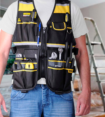Review of Stanley FMST530201 Fatmax Tool Vest