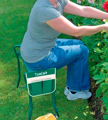 Review of TomCare E-2005 Garden Kneeler