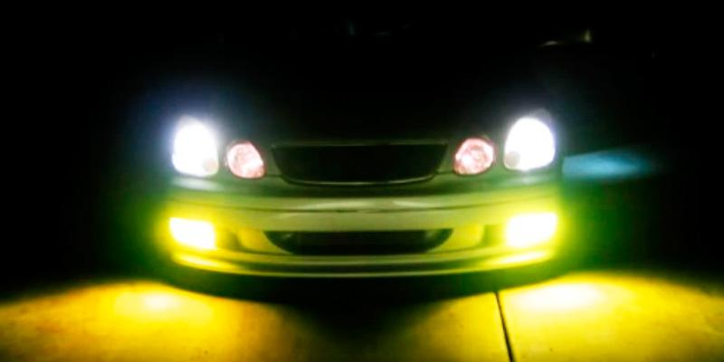 Detailed review of Calais H3 Bright Golden Color LED Fog Light