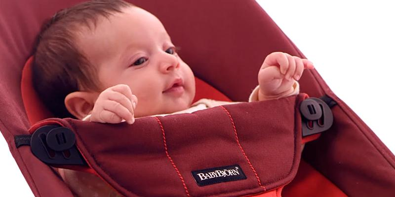 Detailed review of BABYBJORN 005022US Bouncer Balance Soft