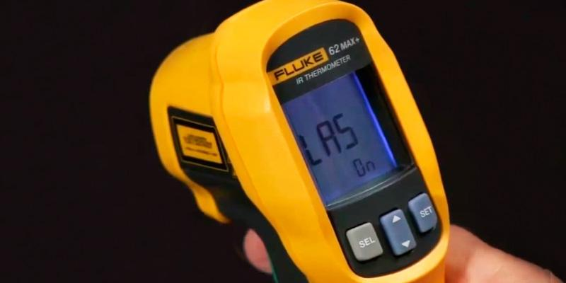 Review of Fluke 62 MAX IR Thermometer, Non Contact