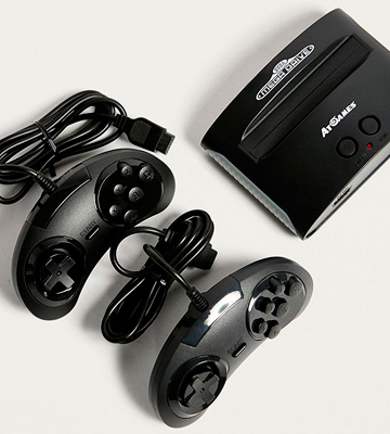 Review of Sega Genesis Classic Game Console