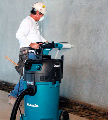 Review of Makita VC4710 Dust Extractor Vacuum