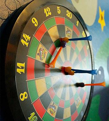 Review of Doinkit Darts Magnetic Dart Board