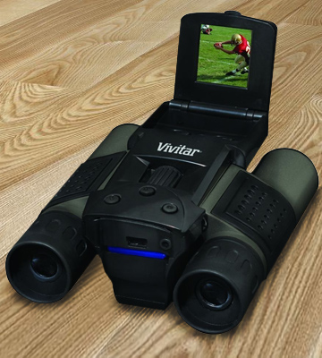Review of Vivitar VIV-CV-1225V Binoculars and Digital Camera