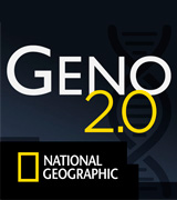 National Geographic Geno 2.0 DNA Ancestry Kit