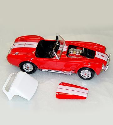 Review of Revell Cobra Shelby 85-4011