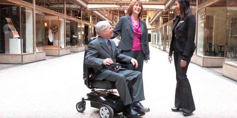 Review of Invacare Pronto P31 Power Wheelchair