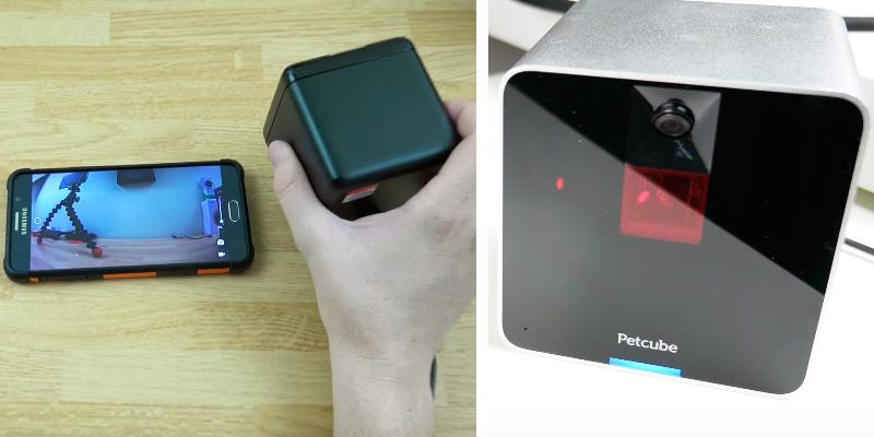 Detailed review of Petcube 720p 2-Way Pet Monitoring Device with Built-in Laser Toy