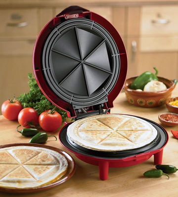 Review of Hamilton Beach 25409 Quesadilla Maker