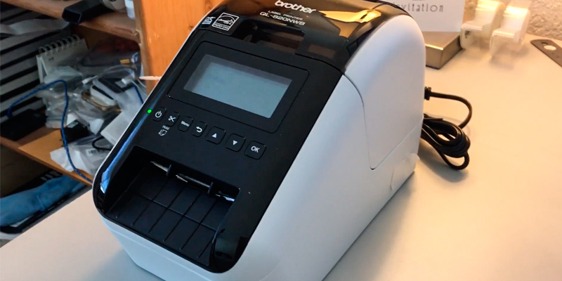 Review of Brother QL-820NWB Professional Ultra Flexible Label Printer