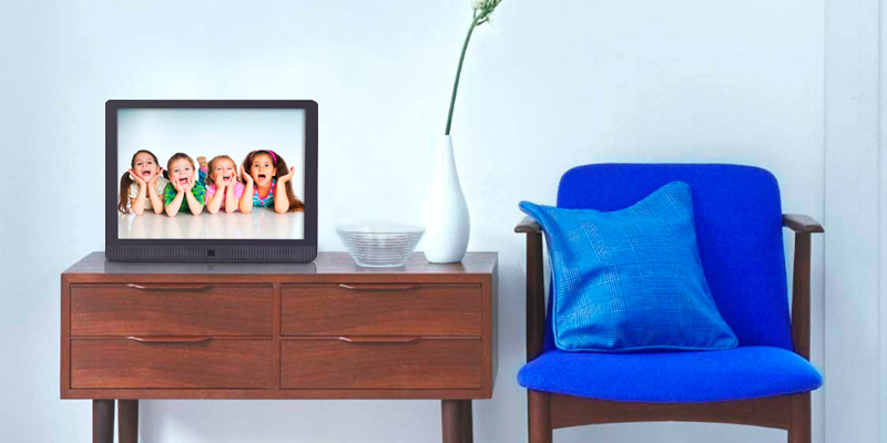 Detailed review of Pix-Star Wi-Fi Cloud Digital Photo Frame