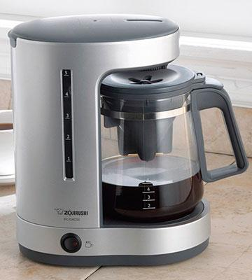 Review of Zojirushi EC-DAC50 Zutto 5-Cup Drip Coffeemaker