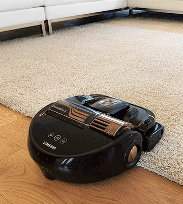 Review of Samsung POWERbot R9350 Robot Vacuum
