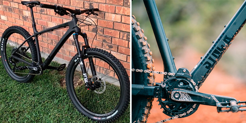 Review of Diamondback Bicycles Sync'r Carbon Hardtail Mountain Bike
