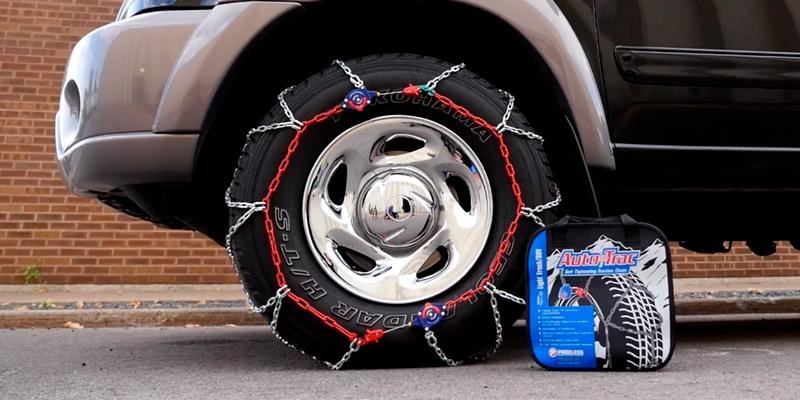 Review of Peerless Auto-Trac Light Tire Chain