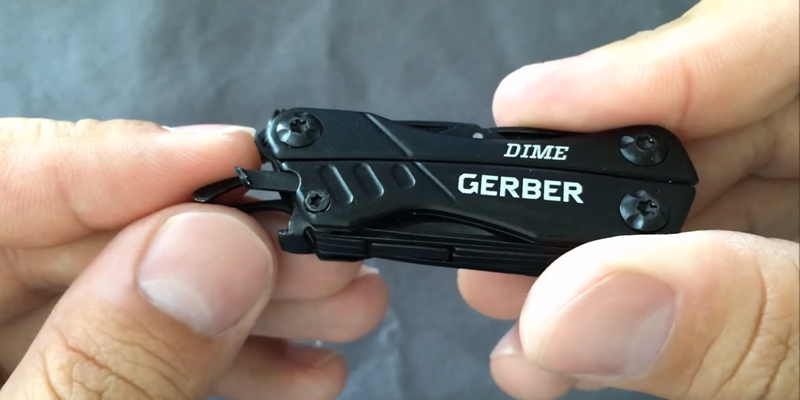 Review of Gerber 30-000469 Dime Multi-Tool