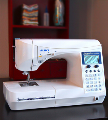 Review of JUKI HZL-F600 Computerized Sewing and Quilting Machine
