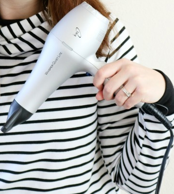 Review of ION Whisper Quiet Lite Hair Dryer