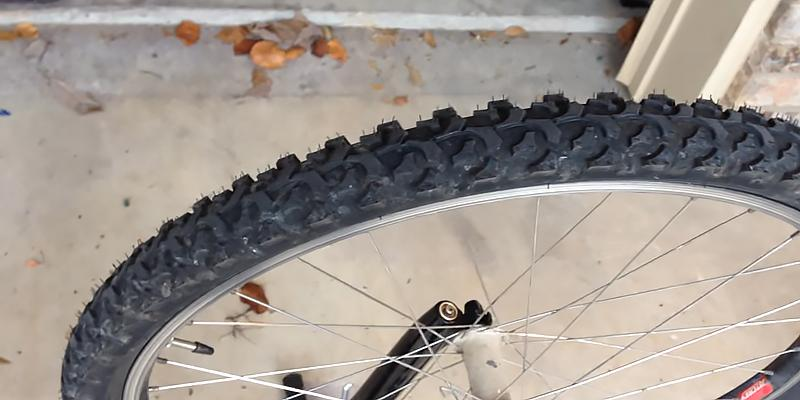 Kenda K850 Aggressive MTB Wire Bead Bicycle Tire, Blackskin in the use