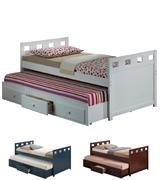 Broyhill Kids Bed with Roll-out Trundle and Drawers
