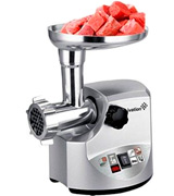 Ivation IV-EMG181S Powerful Electric Meat Grinder