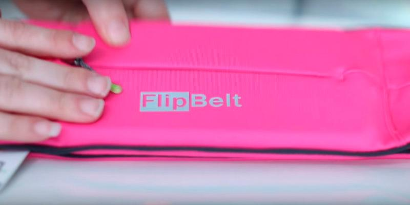 FlipBelt FBA-P USA Original Patent in the use