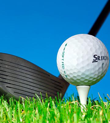 Review of Srixon Soft Feel Golf Balls