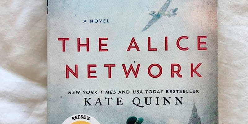 Kate Quinn The Alice Network A Novel in the use