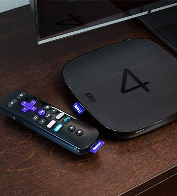 Review of Roku 4 4400R (MAIN-08458) Streaming Media Player