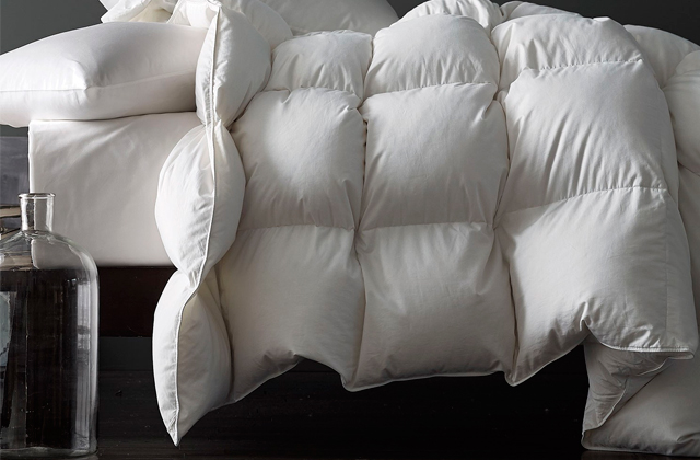 Comparison of Down Comforters